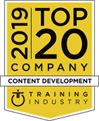 Content development and gamification award image