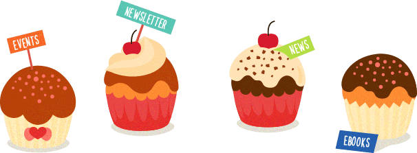 SweetRush cupcakes
