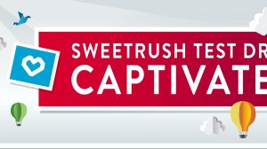 SweetRush Test Drive Captivate 7