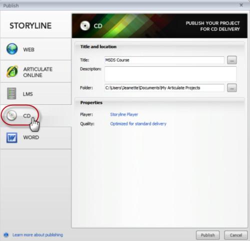 Publish_for_CD_Screenshot