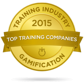 SweetRush Makes Top Gamification Companies list 2015