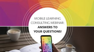 mobile learning webinar