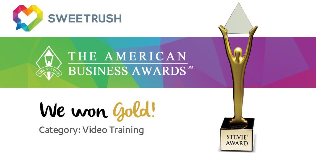 SweetRush_Cisco_American_business_awards