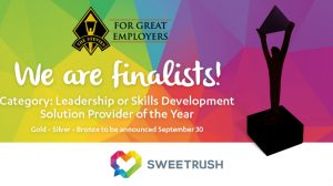 sweetrush finalist as provider of the year