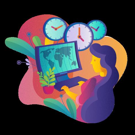 BeingVirtual_time_zones