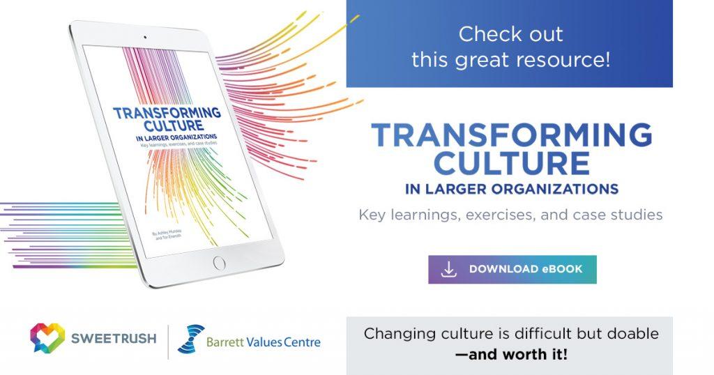 transforming organizational culture