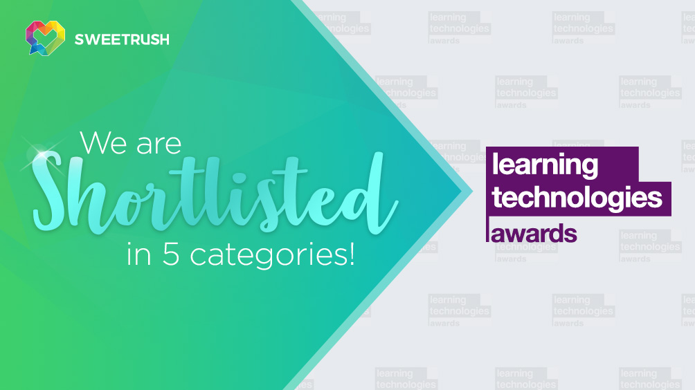learning technologies awards 2018