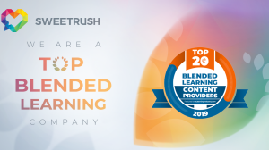 SweetRush Inc. is top blended learning company