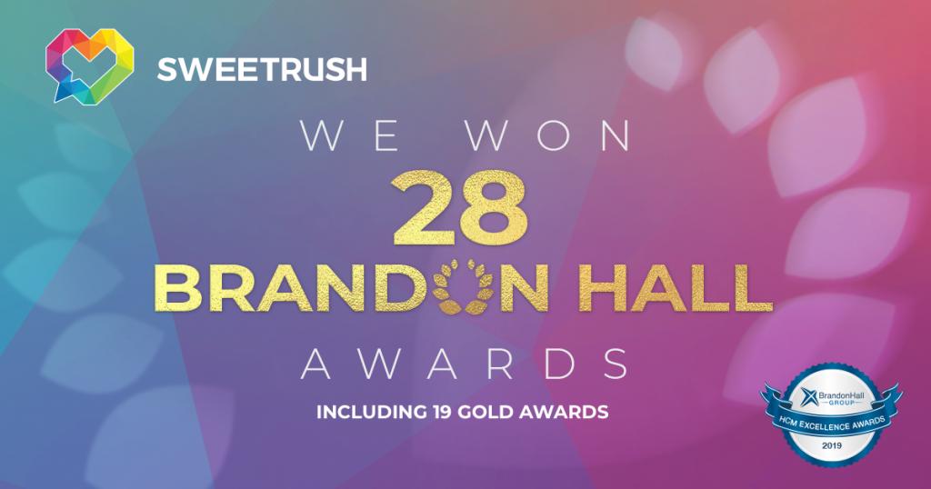 Brandon Hall awards 2019