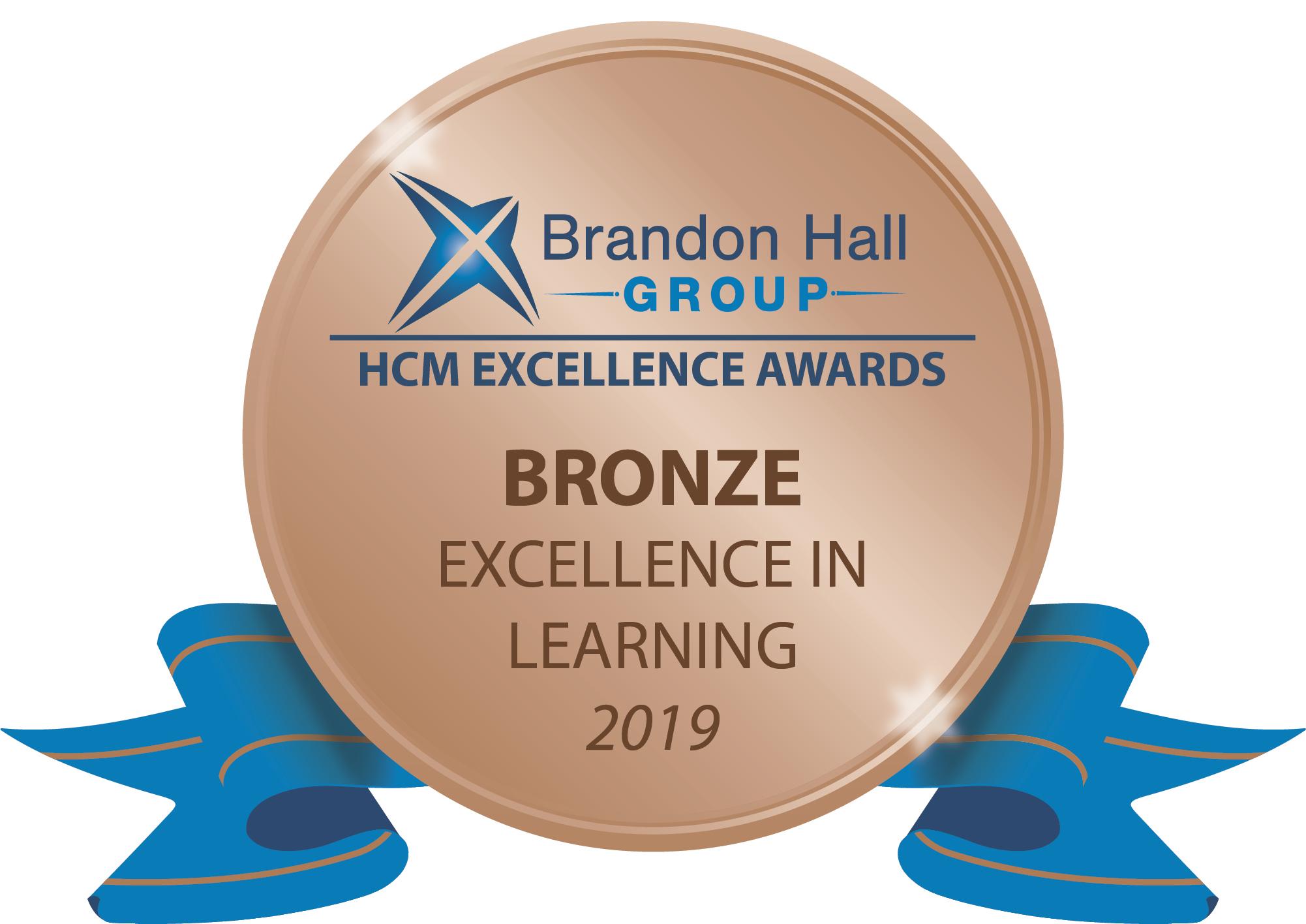 Bronze Learning Brandon Hall