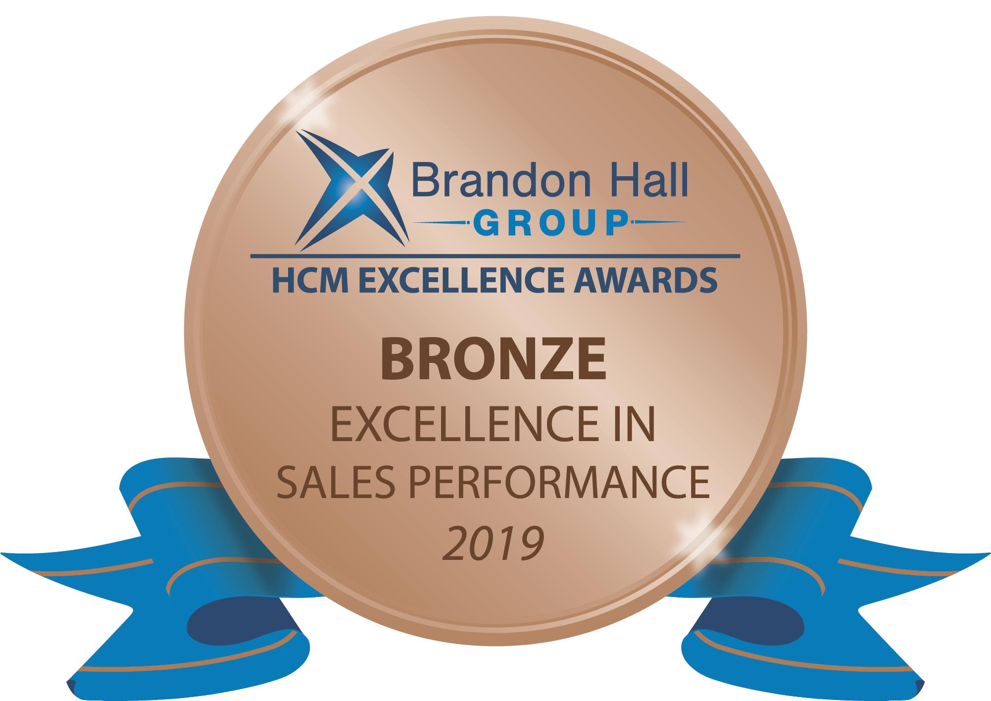 Sales bronze Brandon Hall