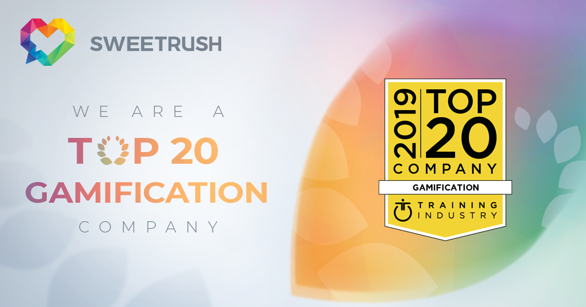 2019 Top 20 Gamification Company