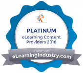 platinum elearning industry 2018