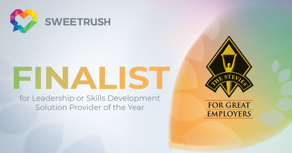 SweetRush is Stevie Awards for Great Employers Finalist
