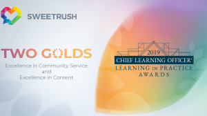 Gold Awards for CLO Learning in Practice Awards