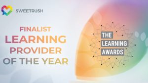 Sweetrush is Learning Provider of the Year Finalist 2020