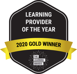 SweetRush is Learning Provider of the Year 2020