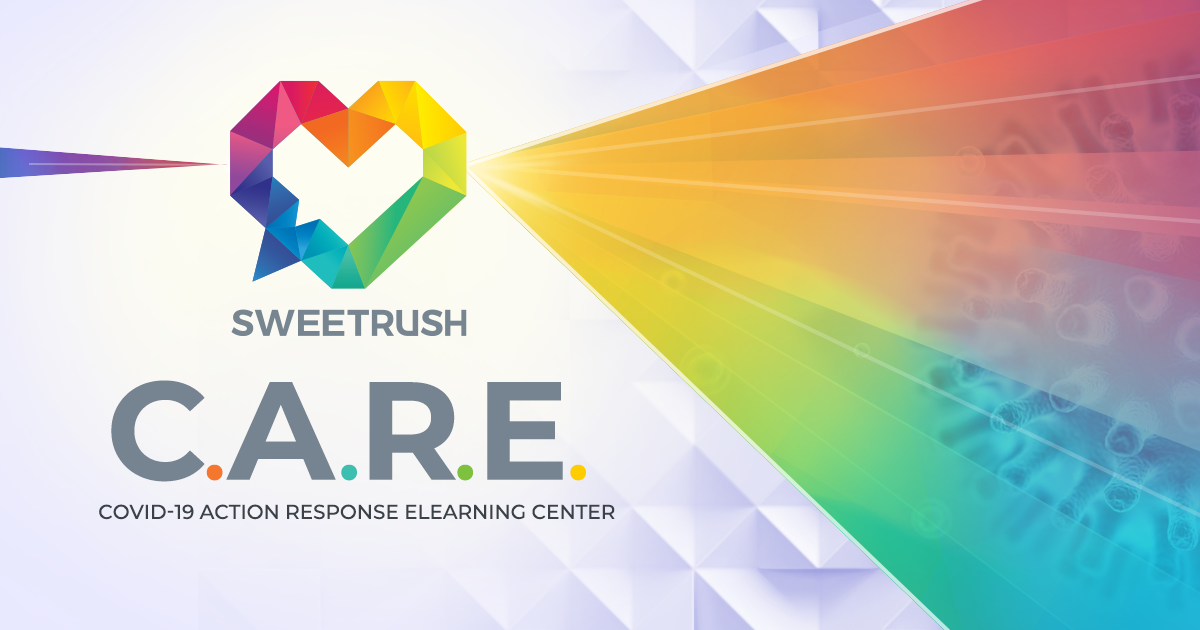 SweetRush C.A.R.E. Covid-19 Training eLearning Solutions