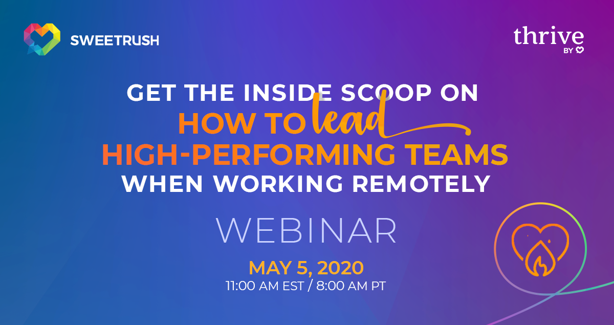 How to Lead Teams when Working Remotely Webinar