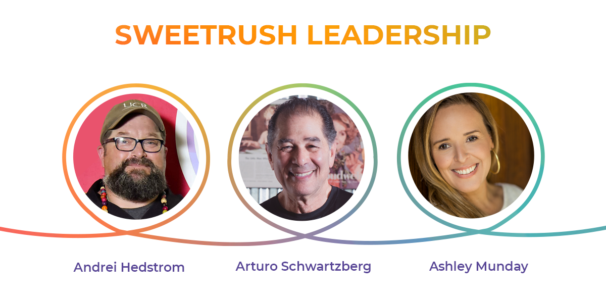 SweetRush Leadership Webinar Speakers