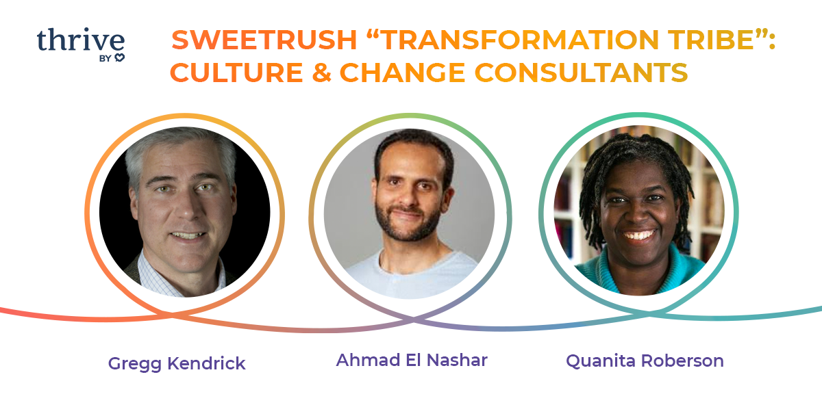 SweetRush Culture and Change Webinar Speakers