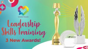 SweetRush Leadership Skills Training 3 New Awards