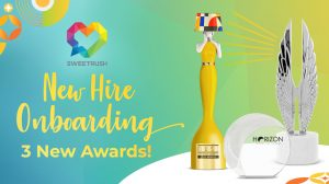 New Hire Onboarding 3 New Awards