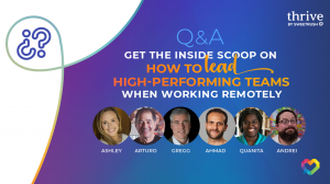 leading remote teams webinar - SweetRush Inc.