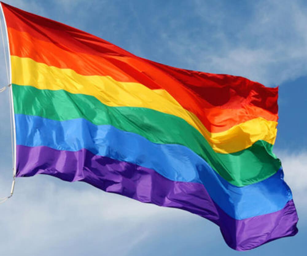 Photo of the Pride Flag - SweetRush Inc.