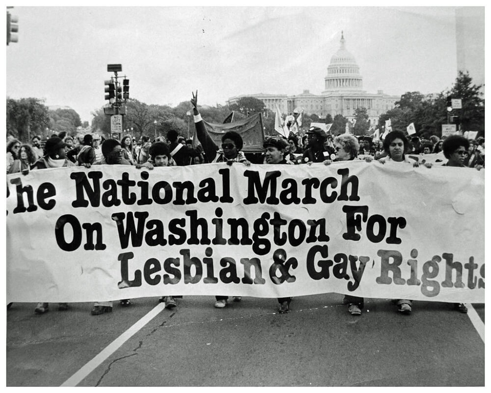 1979 National March for Lesbian and Gay Rights