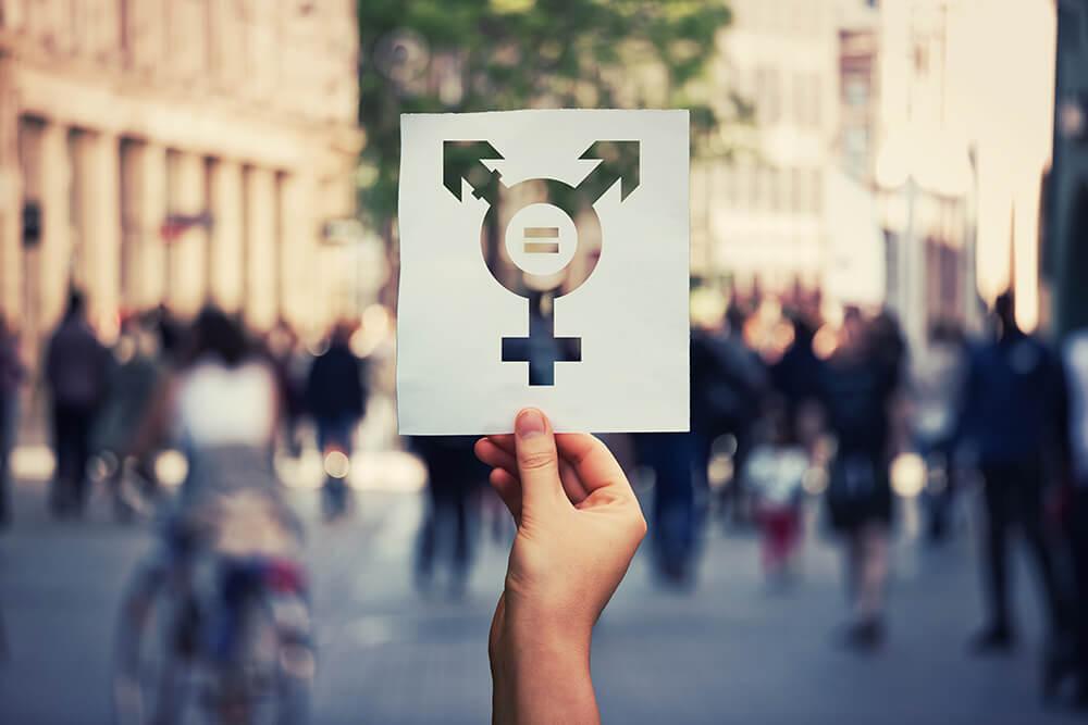 Symbol for Transgender - SweetRush Inc.