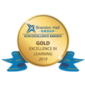 Brandon Hall Excellence in Learning Awards 2019