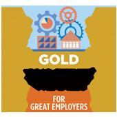 2019 Stevie Award Winner for Great Employers - SweetRush Inc.