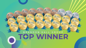 SweetRush wins 16 Gold Awards at 2020 Brandon Hall Awards