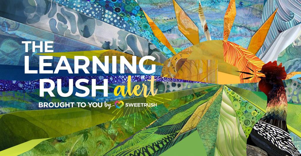 The learning rush alert - SweetRush