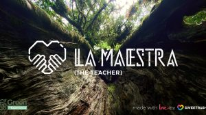 La Maestra - Costa Rica Reforestation Project made with love by SweetRush