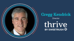 Gregg Kendrick Director of Thrive by SweetRush